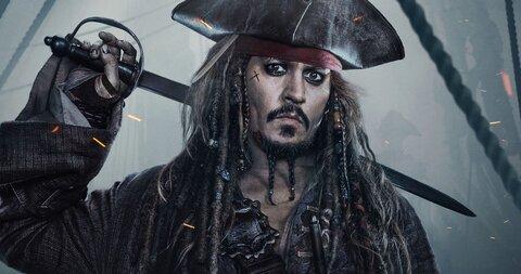 جانی دپ و حواشی دادخواست بازگشت کاپیتان جک اسپارو