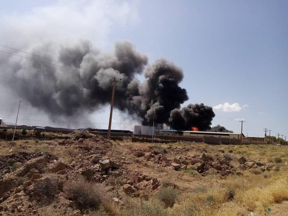 وقوع سالانه ۱۷۰ هزار آتش سوزی در کشور
