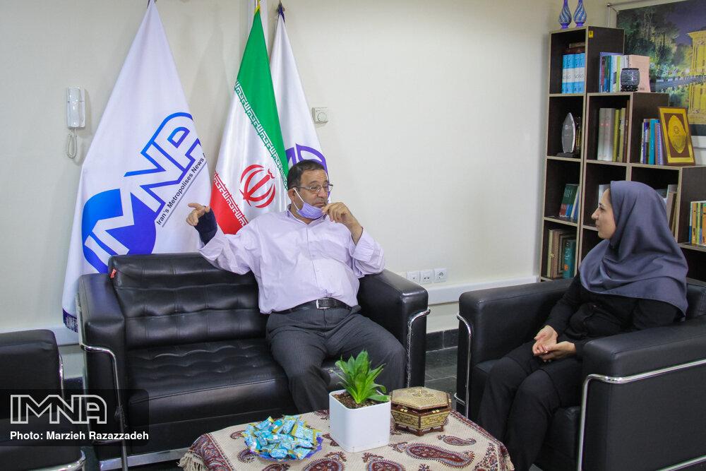 حضور مدیران شهری یزد در اصفهان