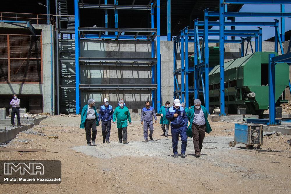 یزد از تجربه اصفهان در راهاندازی کارخانه کمپوست استفاده میکند