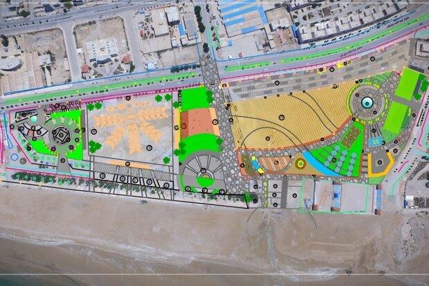 احداث دهکده گردشگری خلیج فارس در گناوه