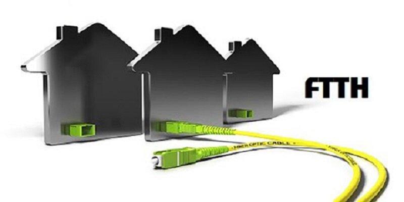 بیش از ۹۵ درصد مجتمعهای جدید مسکونی-تجاری به FTTH تجهیز میشود