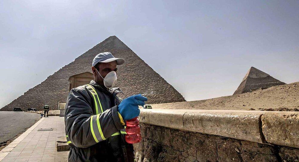 مصر مرزهای خود را باز میکند
