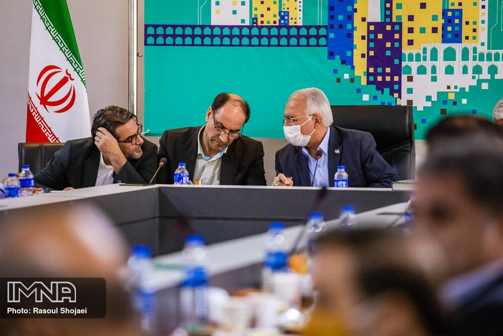 نشست اصفهان فردا با توسعهگران شهر