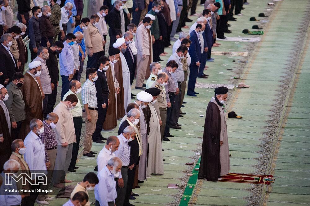 برگزاری نماز جمعه در اصفهان