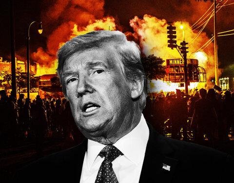 ترامپ بازنده اعتراضات آمریکا خواهد بود؟