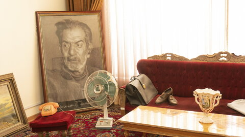 Welcoming Ambience of Ostad Shahriar Museum