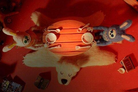 اکران انیمیشن خورده شده در جشنواره آمریکایی