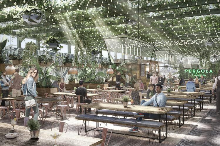فضاسازی؛ از بامهای سبز تا باغهای بارانی