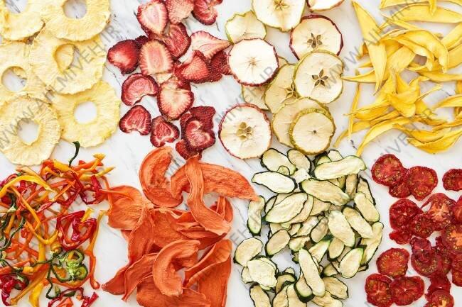 بهرهبرداری از نخستین واحد تولید چیپس میوه و سبزیجات خشک اصفهان