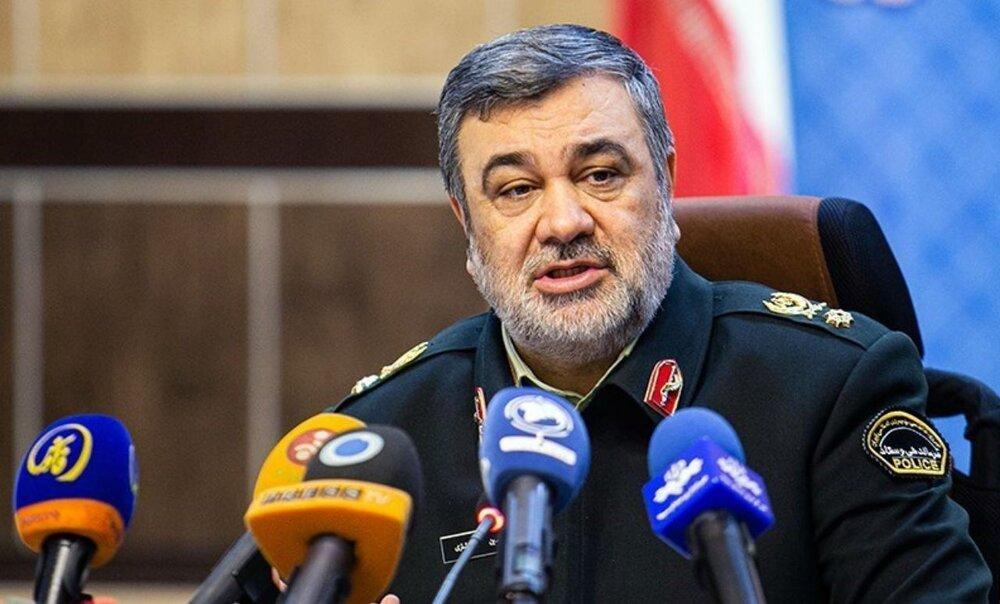 دستور ویژه سردار اشتری برای پیگیری سیلی خوردن سرباز از نماینده مجلس