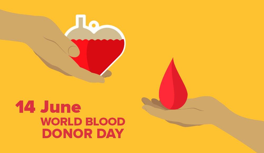 روز جهانی اهدای خون + تاریخچه و شرایط اهدای خون