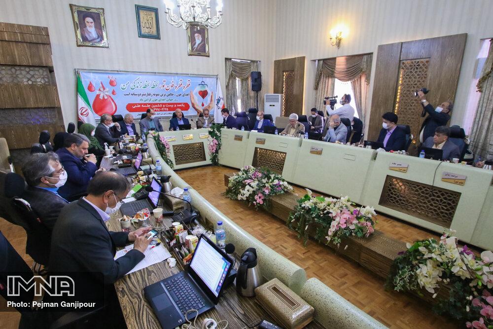 """نامگذاری یک چهارراه به نام """"پزشک"""" در اصفهان"""