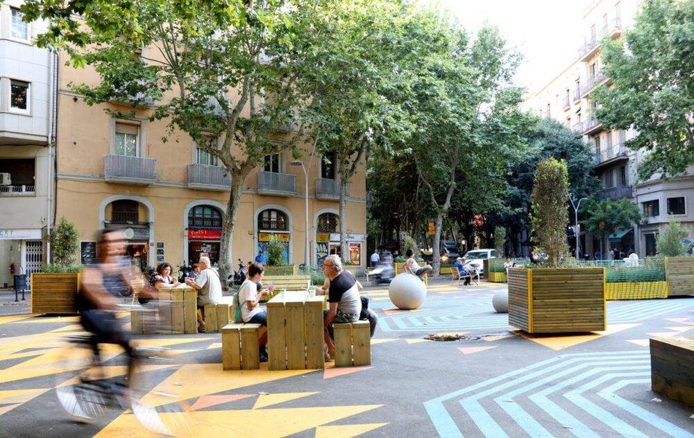 بارسلونا میزبان محلههای خودکفا
