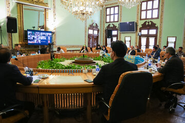 Isfahan, St. Petersburg to exchange experiences on containment of COVID-19