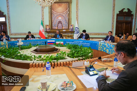 Isfahan, St. Petersburg to exchange experiences on pandemic