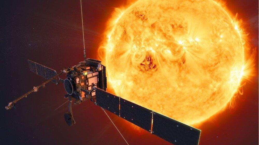 نگاهی به محیط غبارآلود خورشید