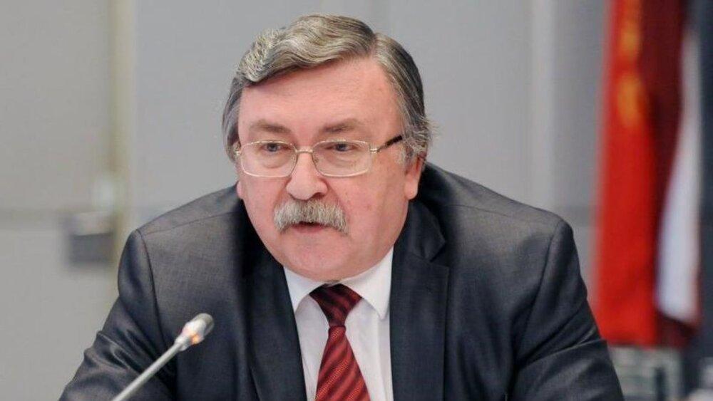انتقاد سفیر روسیه به انتشار گزارش محرمانه آژانس درباره ایران