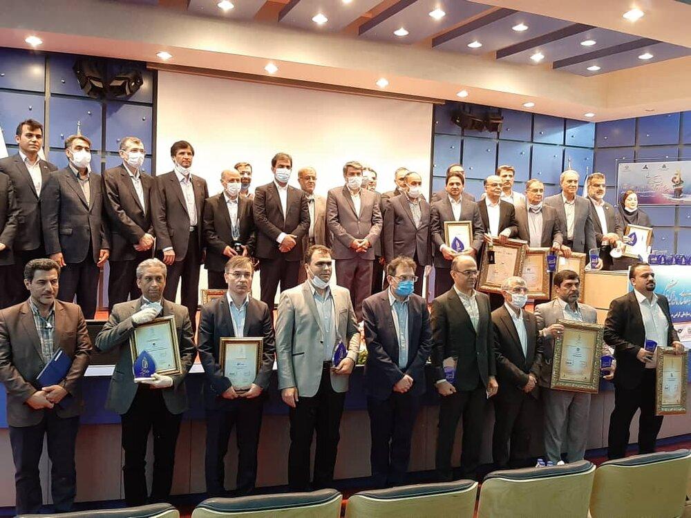 جایزه ملی تعالی سازمانی به شهرداری اصفهان تعلق گرفت