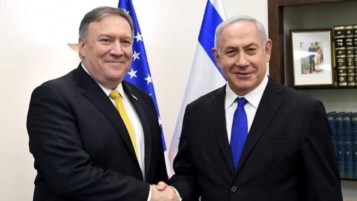 گفتوگوی تلفنی پمپئو و نتانیاهو درباره ایران