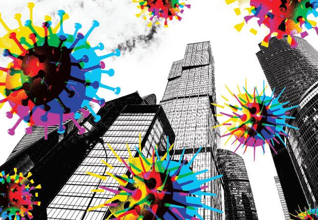 طراحی شهری متاثر از پاندمی کرونا