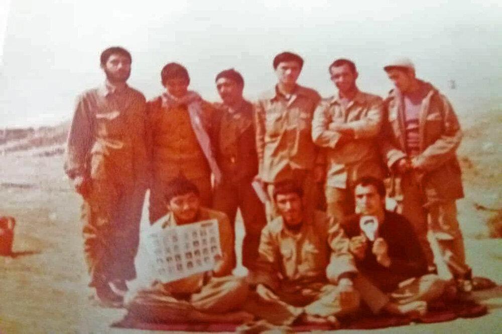 انتشار تصاویر جدید از شهید تازه تفحص شده افغانستانی