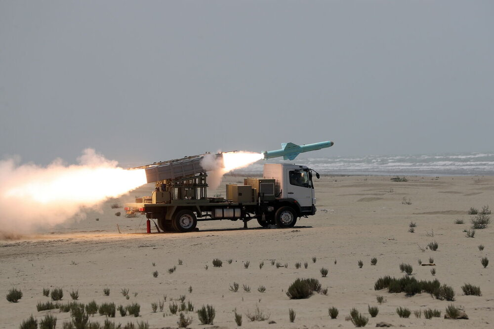 شلیک موفقیتآمیز نسل جدید موشکهای کروز دریایی