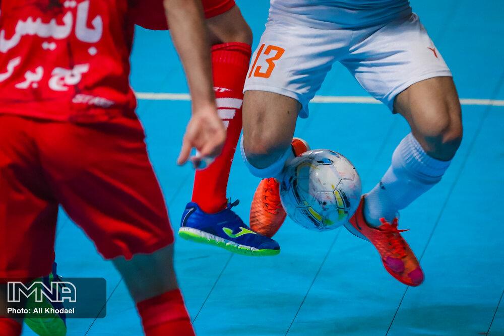 مسابقات جام باشگاههای فوتسال آسیا لغو شد