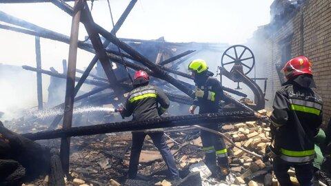 کاهش ۲۵ درصدی آتش سوزی و حوادث در صومعه سرا