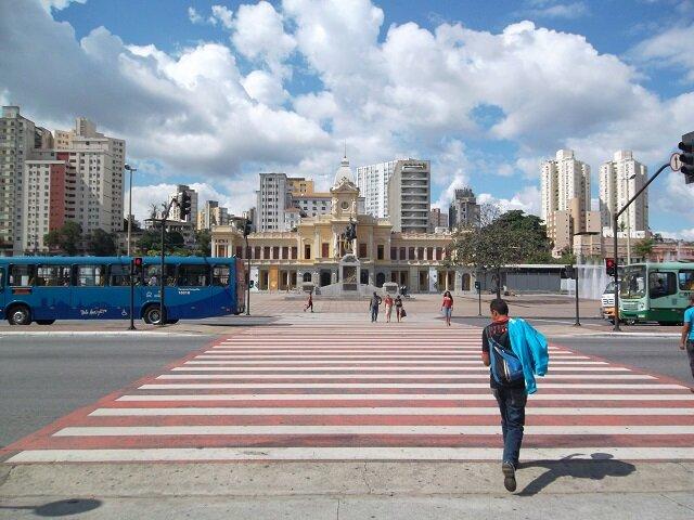 تبدیل زیرساختهای شهری به فضای عمومی در برزیل