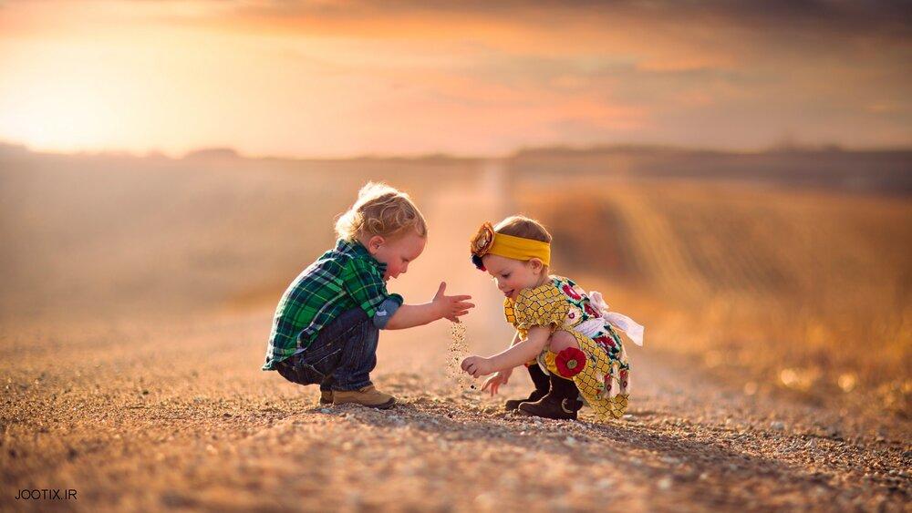 نقش محیط بازی در سلامت کودکان