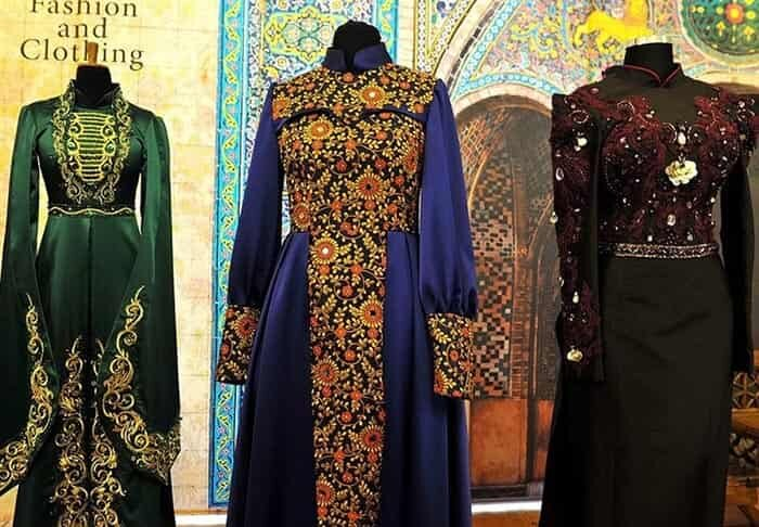 Inaugurating Clothing, Technology and Fashion Town in Isfahan