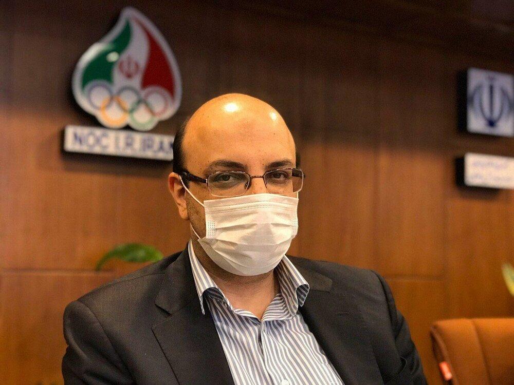 برگزاری جلسه آنلاین هیئت رئیسه فدراسیون جهانی ووشو با حضور علینژاد