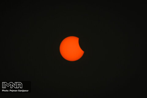 First solar eclipse of 2020