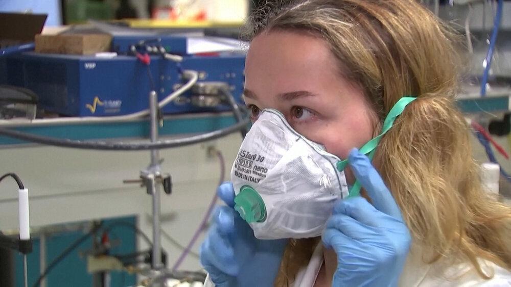 ماسکی که کرونا ویروس را از بین میبرد