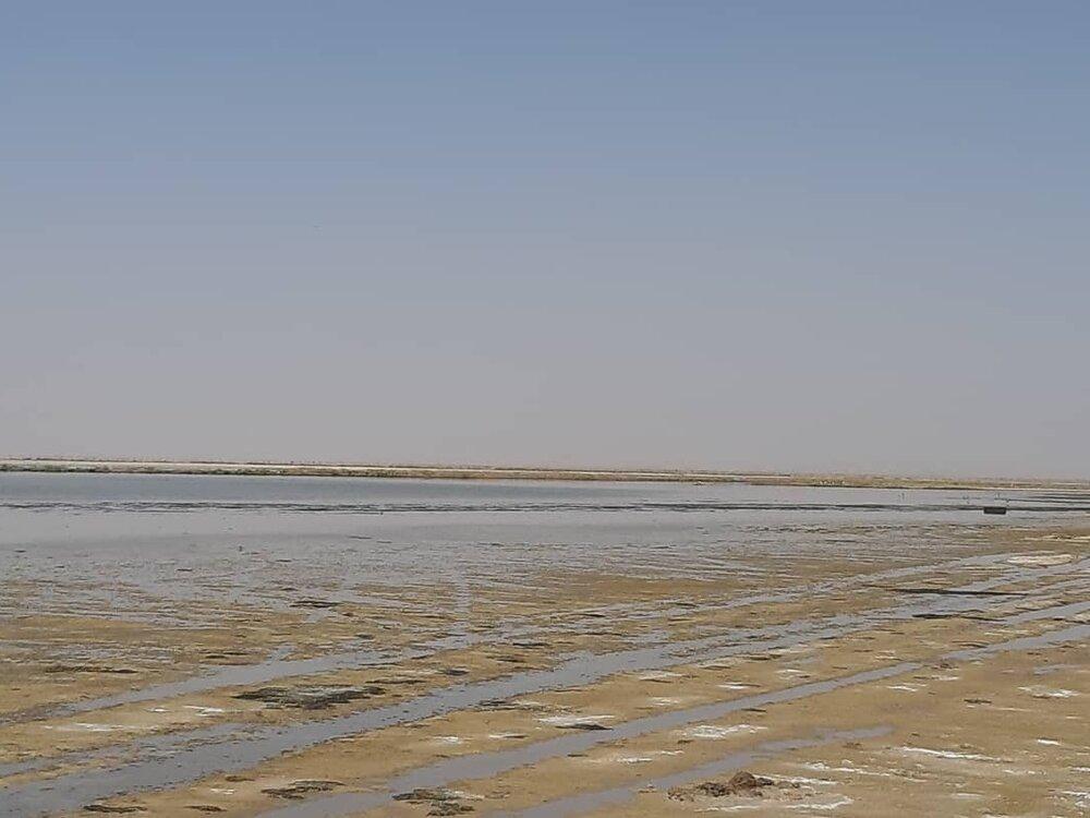 قطع جریان آب به سمت گاوخونی/ کشاورزان به حقابه زیست محیطی معترض بودند