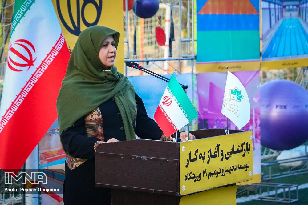 مشارکت بخش خصوصی برای توسعه ورزش اصفهان جلب شود