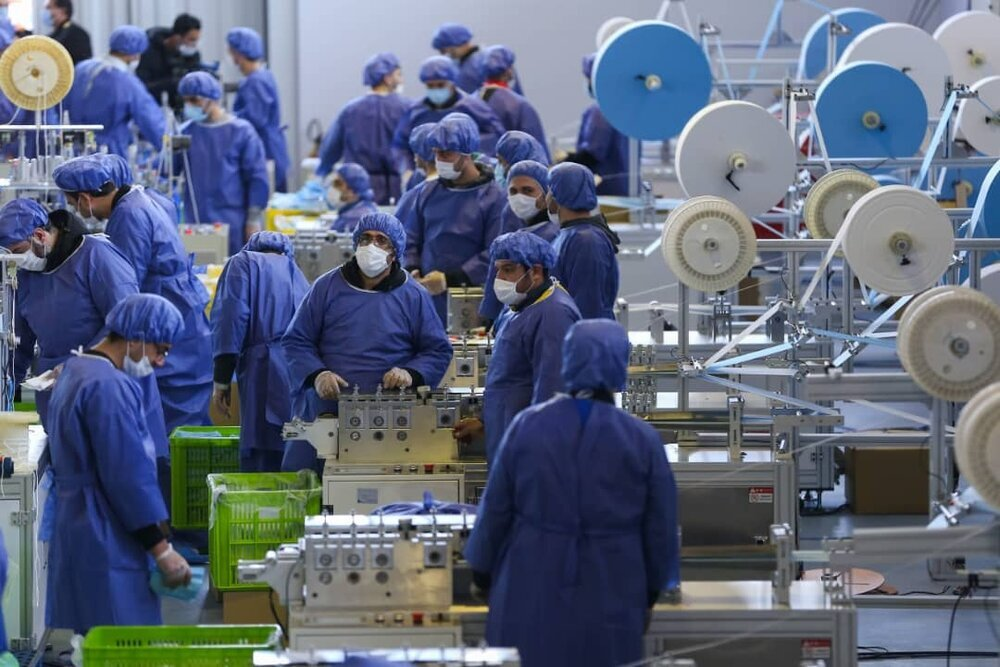 ساخت دستگاه تولید ماسک N95 در دانشگاه صنعتی اصفهان