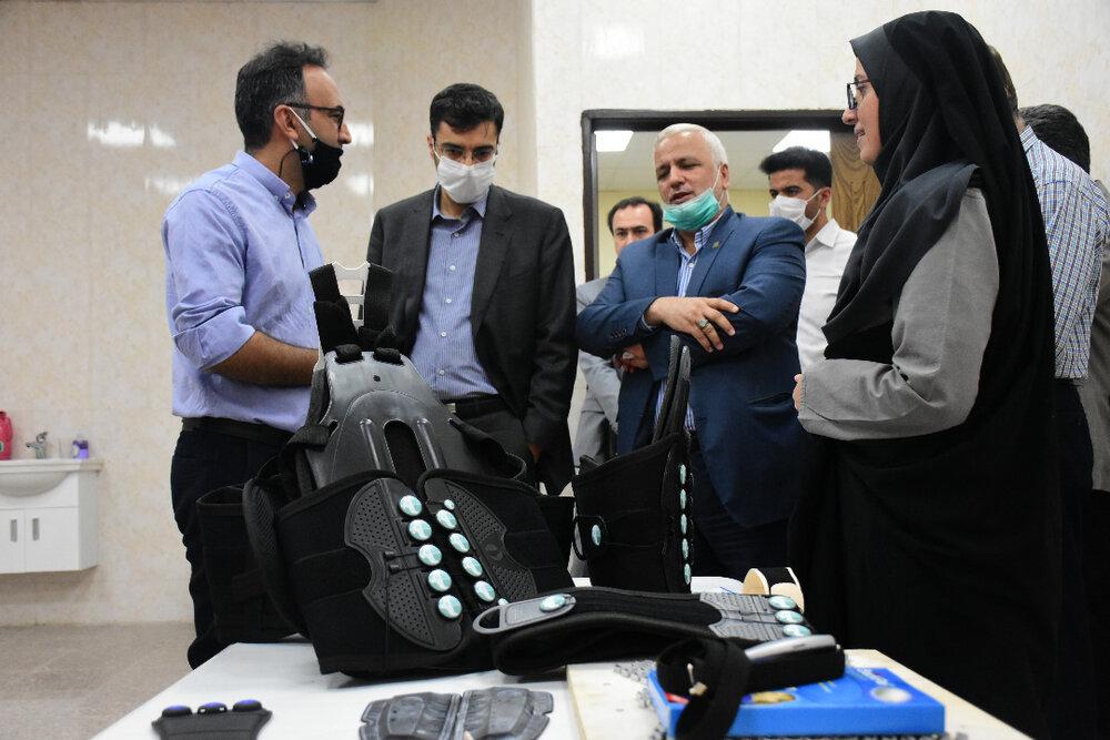 محمولههای ماسک N95 ایران به کشورهای همسایه صادر شد