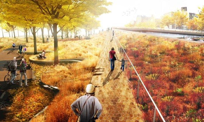 خلاقیت معماری شهری برای مقابله با حوادث طبیعی