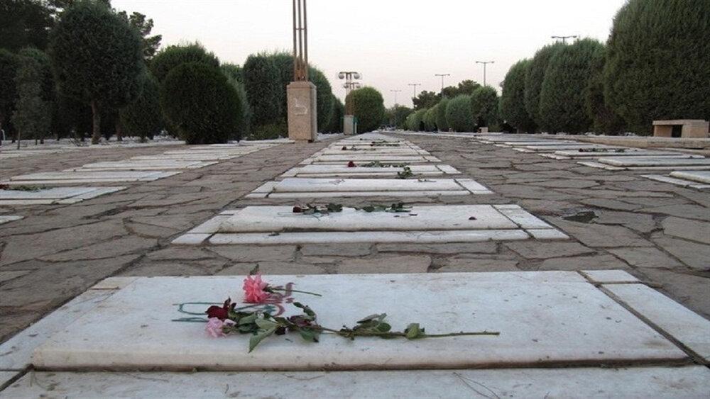 آرامستانهای زنجان تعطیل شد