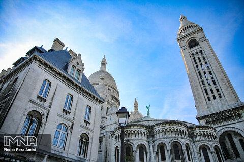 Montmartre neighborhood depicts glory of Paris