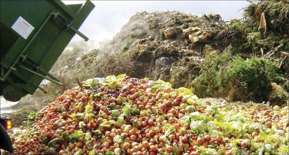 ضایعات کشاورزی ایران؛ ۱۰۰ برابر آمار جهانی