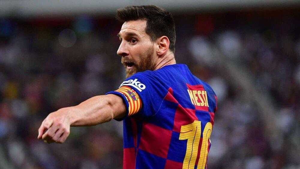 رکوردشکنی جدید مسی در لیگ قهرمانان