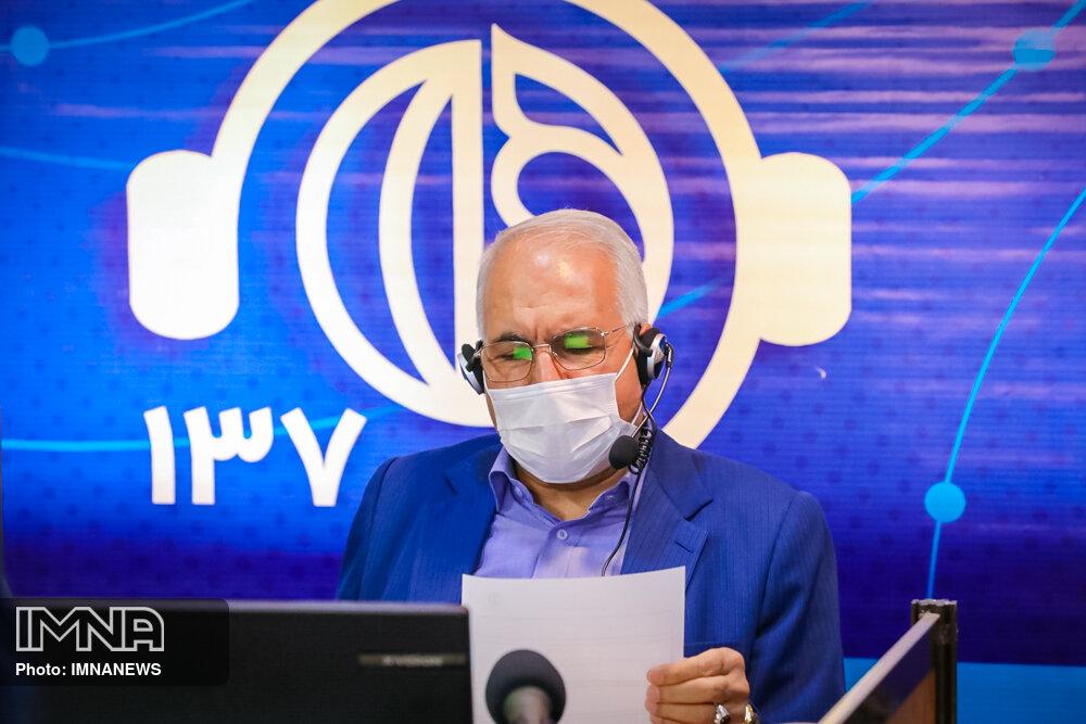 تشکر شهردار اصفهان از احساس مسئولیت اجتماعی شهروندان
