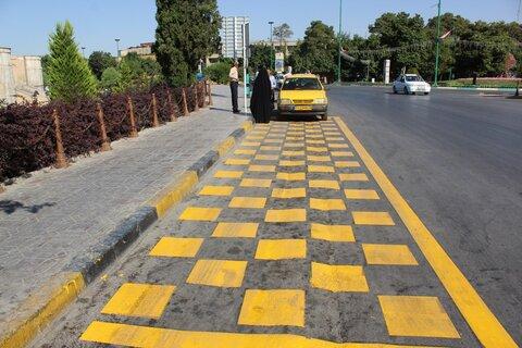 نصب و راهاندازی ۵ ایستگاه تاکسی در بندرعباس