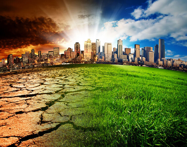 راهکارهای طراحی شهری برای مقابله با تغییرات اقلیمی