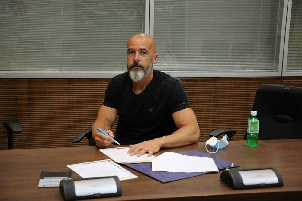 توافق رسمی مربی جدید با باشگاه سپاهان