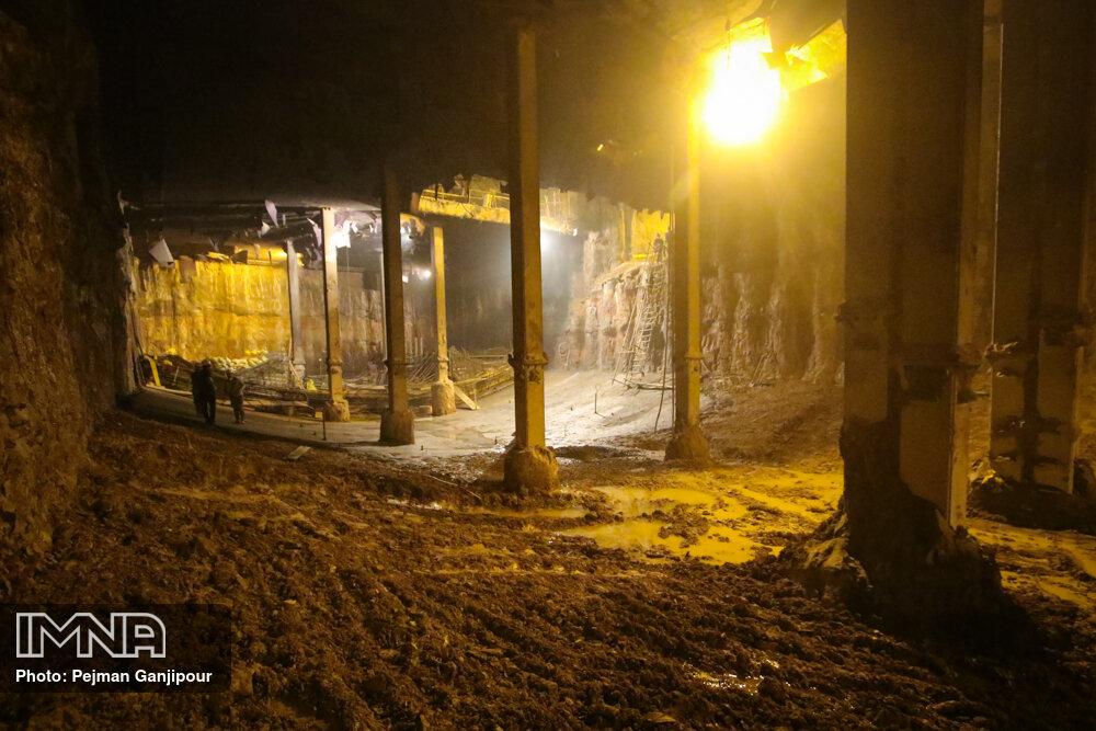 صرفهجویی ۳ هزار میلیاردتومانی با تغییر مسیر در خط سه مترو تبریز