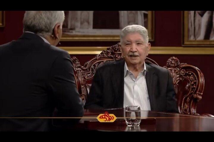 محمود قنبری مهمان امشب دورهمی مهران مدیری
